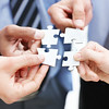 Cooperation is the strategic solution - Business Teamwork/Unity